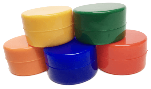 WildCow Solid 5ml Silicone Dab Containers