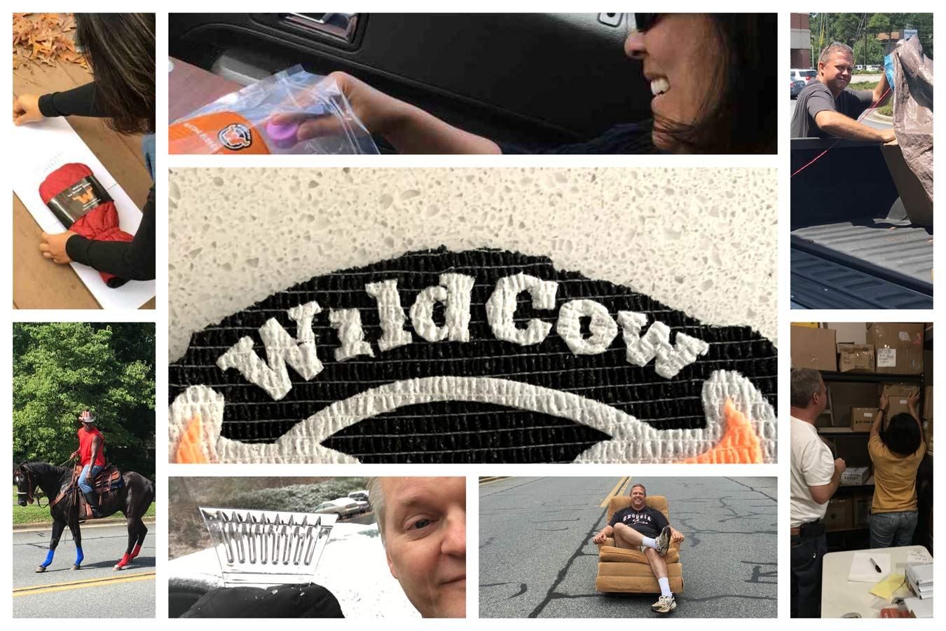 About the WildCow brand, people and products