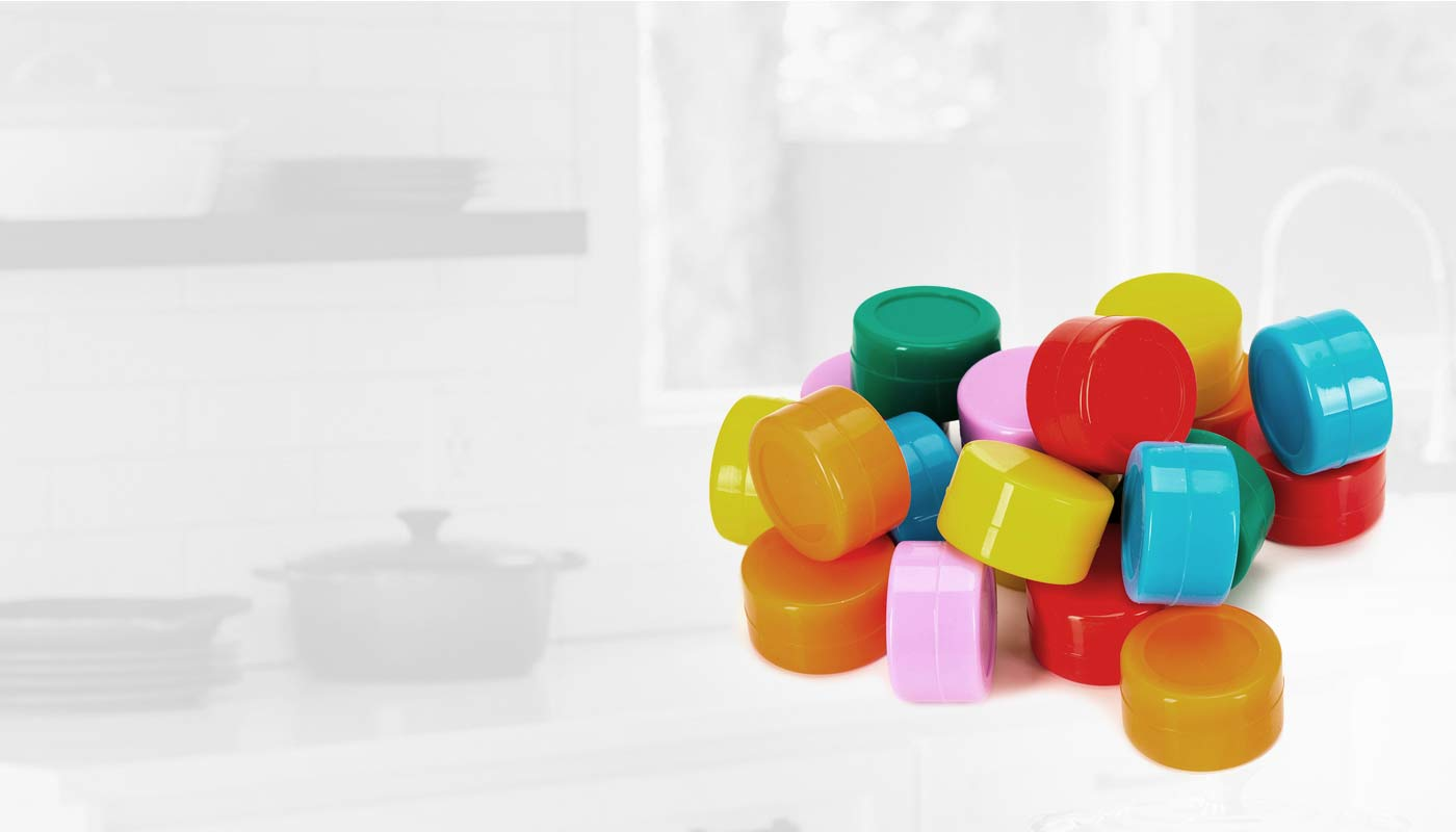 Colorful Suburban Home Products